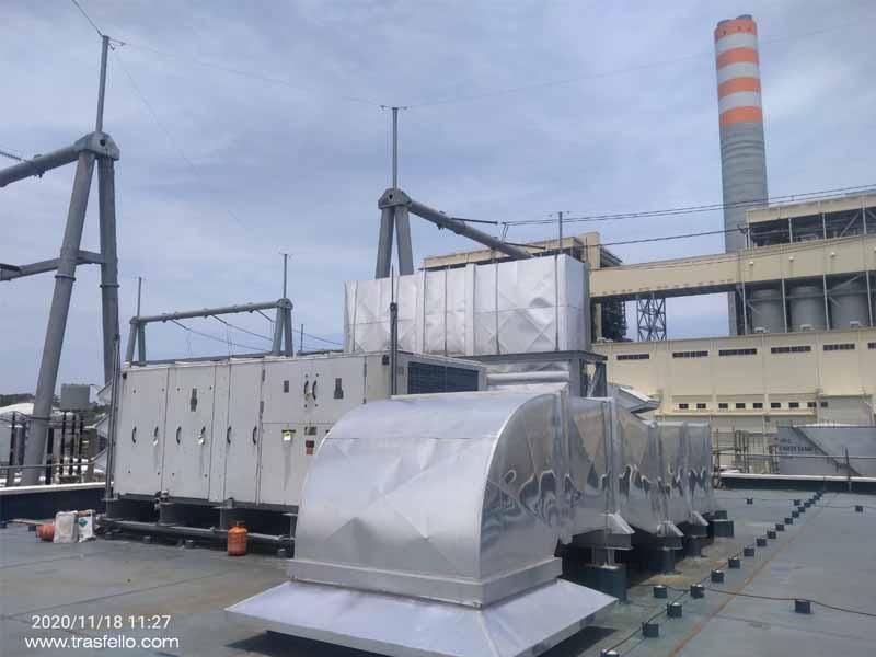 Project Trasfello - Brunei fertilizer 2021