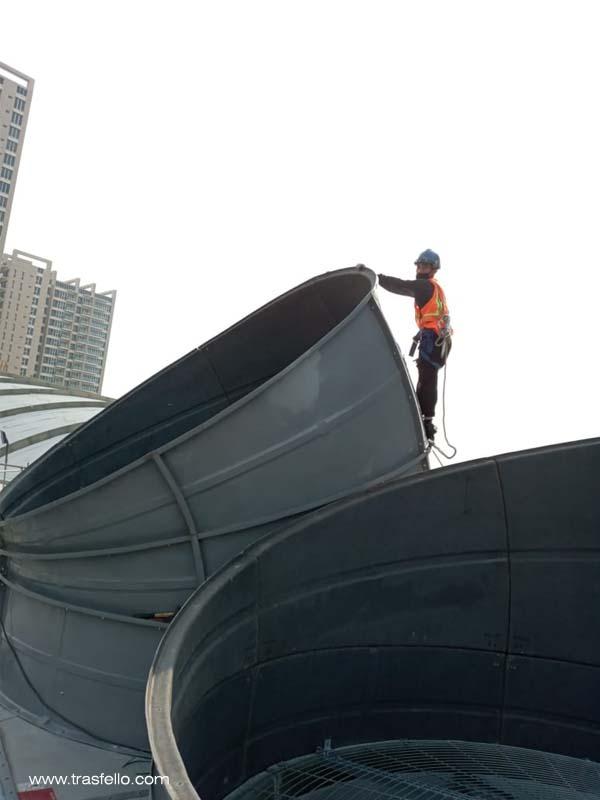 Project Trasfello Pondok Indah Mall 3