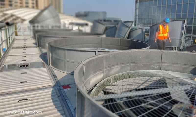 HVAC contractor Jabodetabek
