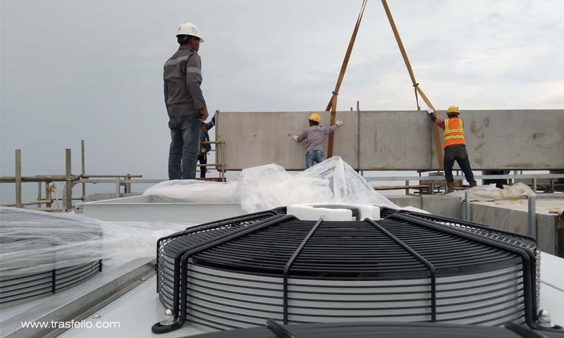 Kontraktor HVAC Farmasi