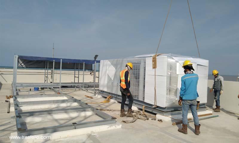 kontraktor HVAC Medan